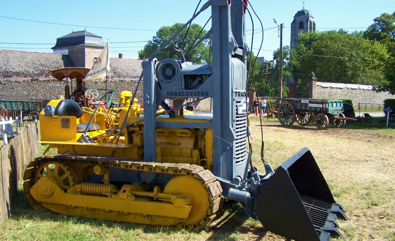Chargeur Traxcavator